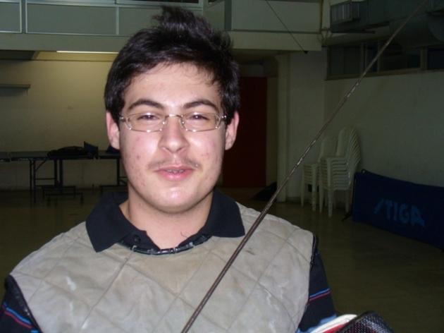 Antoine Bernard El Kik