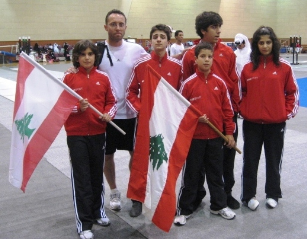GàD : Rami Ghorra, Fadi Tannous, Richard Moukarzel, Rami Beydoun, Wissam Daoud, Rita Aboujaoudé