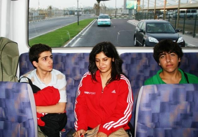 Bus aéroport Doha vers Park Hôtel