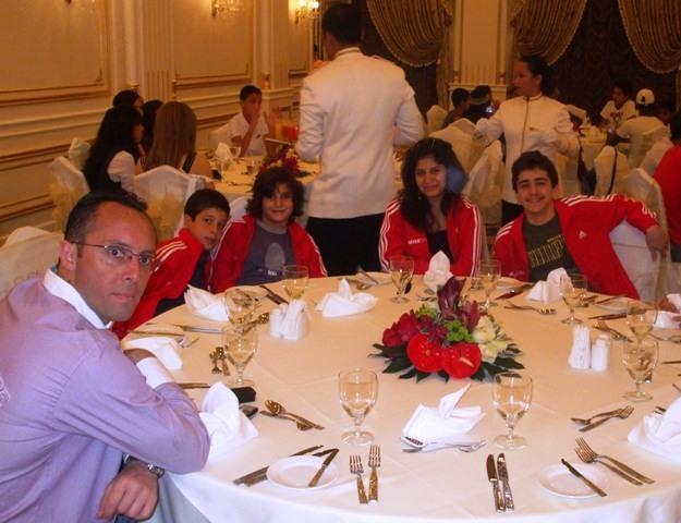 GàD : Fadi Tannous, Ramy Beydoun, Rami Ghorra, Rita Abou Jaoudé, Richard Moukarzel