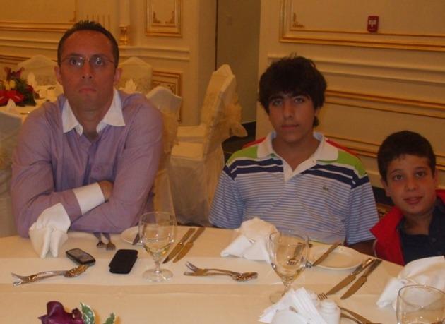 GàD : Fadi Tannous, Wissam Daoud, Ramy Beydoun