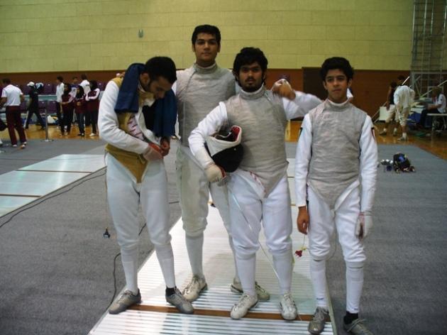 Thouniane Abdelrahmane Abdallah, Nasser Salem El Walid, Abdelrahmane Hazaa El Aafassi, Abdellatif Al Hamidane