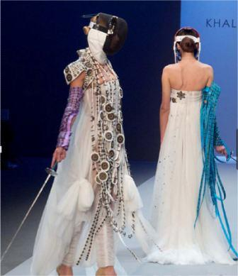 Khaled El Masri - Collection printemps été 2010