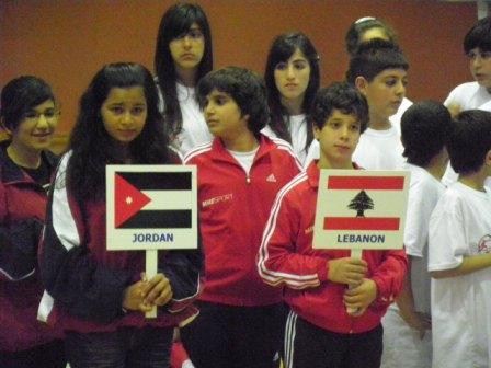 Cérémonie d'ouverture - International Child Cup - Antalya - Turquie