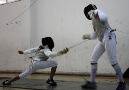 Rami GHORRA & Wissam DAOUD - demi-finale championnat du Liban cadet 2010