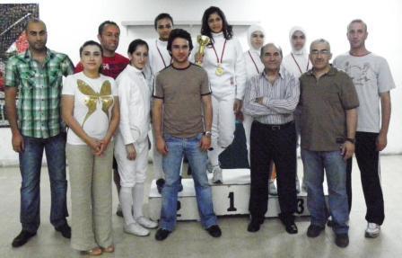 Championnat du Liban junior féminin 2010