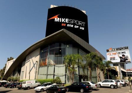 Mike Sport - branche principale - autoroute Zalka