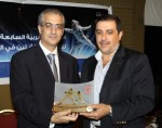 Ziad Chouéri et Khaled Atiyat