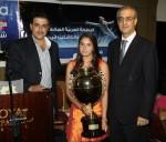 Khaled Atiyat, Dominique Tannous et Ziad Chouéri