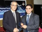 Ziad Chouéri et Bassam Abu Assi