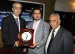 Ziad Chouéri, Hussein Merza et Mostafa Anwar