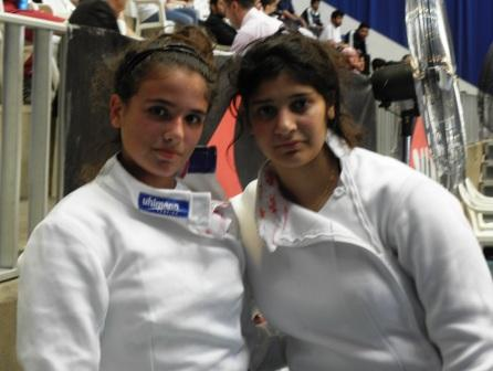 Dominique Tannous et Rita Aboujaoudé