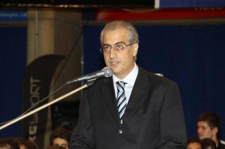 Ziad Chouéri - Président de la Fédération Libanaise d'Escrime