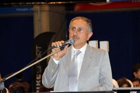 Ali Abdallah - Ministre de la Jeunesse et des Sports