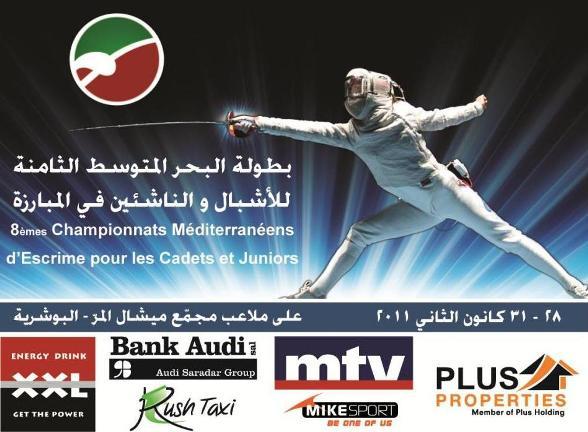 Affiche Championnat Méditerranéen