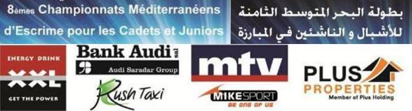 Banner Sponsors Championnat Méditerranéen