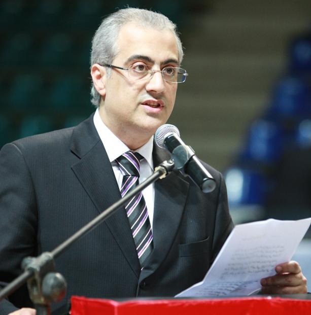 Ziad Chouéri - Président de la FLE - Mot de bienvenue