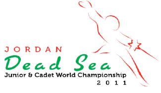 Logo Dead Sea 2011 - Jordan - 26 mars au 11 avril 2011