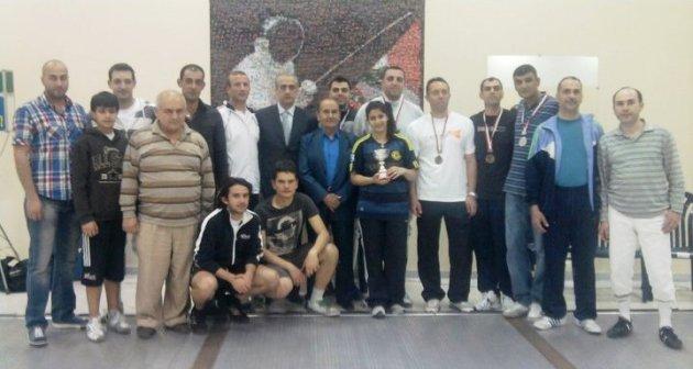 Championnat du Liban épée masculine séniors - 7 mai 2011