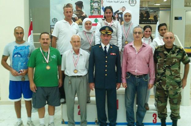 Coupe de la fête de l'Armée Libanaise - 30 juillet 2011