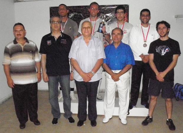 Championnat du Liban de Sabre Senior - Mont La Salle - 2 juillet 2011