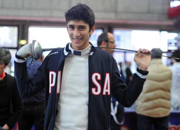Alessandro Michon - La Spezia - 11 novembre 2011