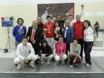 Championnat du Liban d'épée junior hommes et senior femmes - Centre Emile Lahoud - Dékwaneh