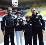 Mahmous Ali Ahmad, Anthony Chouéri, Amir Shamseddine et Fadi Tannous