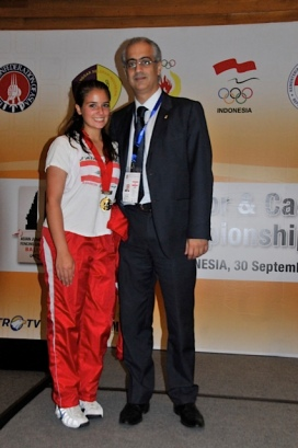 Dominique TANNOUS et Ziad CHOUÉRI
