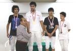 Rami Ghorra (argent), Souhail Saad, Wissam Daoud (or), Anthony Chouéri et Ramy Beydoun (Bronze)