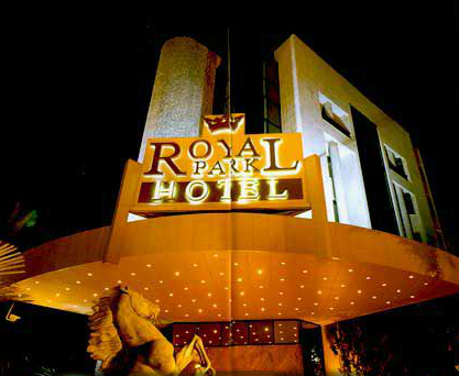 Royal Park Hotel - Click on the picture to access the hotel's website