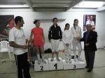 Championnat du Liban de Fleuret Féminin U14 - 2012