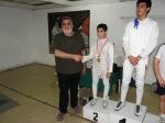 Champonnat du Liban de Fleuret Masculin U13 - 2012