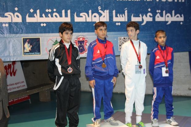 Tarek DACCACHE, Hussein AL MALIKI, Pierre TURK, Ameer MOHSEN