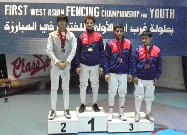 Anthony CHOUÉRI, Ali AL MOHAMMEDAWI, Ahmed AL MUSAWI, Mostafa AL ATTABI
