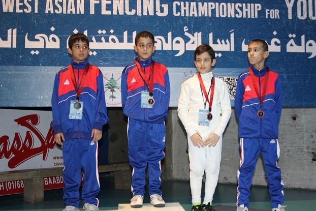 Ahmed AL RUBAIAWI, Murtadha AL MAGSOOSI, Ameer MOHSEN, Anthony TANIOS