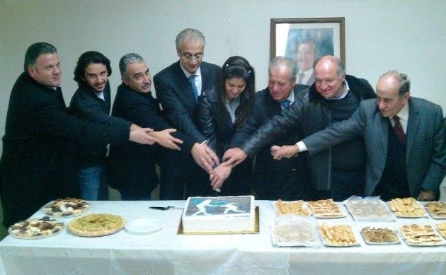 Colonel Shamseddin, Imad Nahas, Colonel Aboujaoudé, Ziad Chouéri, Rita Aboujaoudé, Tony Khoury,  Mazen Ramadan, Souhail Saad