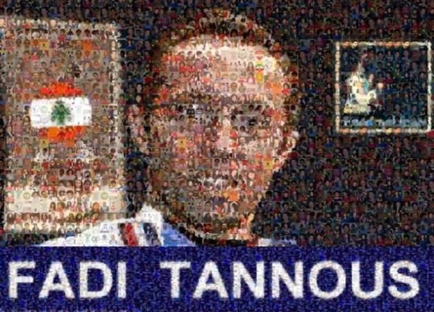 Fadi Tannous Challenge - Aintoura 2013