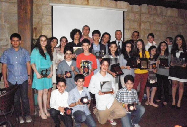 Diner honorifique - 9 mai 2013 - Sett Zmerrod Kaslik