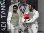 Championnat du Liban de Fleuret masculin individuel – 26 octobre 2013