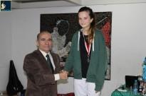 Coupe du Liban filles U16 - 2014