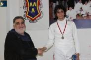 Coupe du Liban de fleuret masculin U18 - 22 mars 2014 Mont La Salle